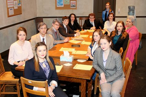 '12 Angry Jurors' to take 12th Street stage, March 16-18