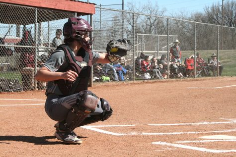 Indian Softball falls to Great Bend Panthers at home on April 20