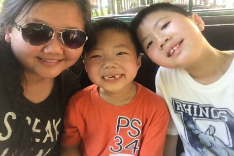 Junior Lucy Lin talks difficulty of having parental language barrier