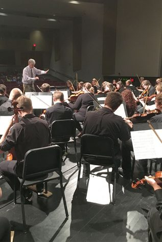 Orchestra students travel to Wichita for learning opportunity