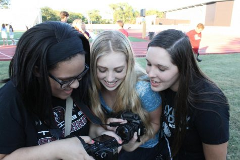 2017-2018 editorial staff for Indian Call yearbook announced