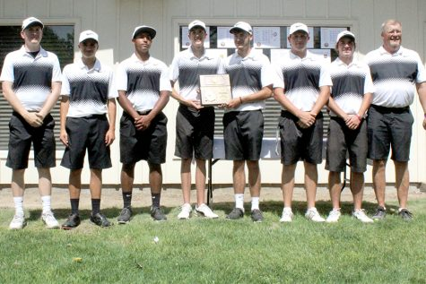 Golfers end up in fourth at state tournament