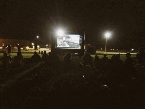 StuCo drive-in may grease lightning