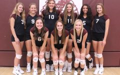 Indian Volleyball goes 2-1 at home