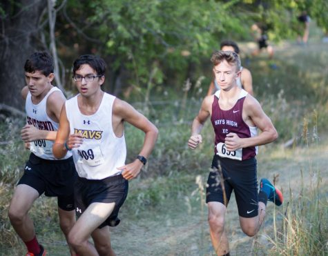 Cross Country participates in new meet at Hesston