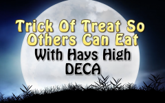 DECA Trick or Treat So Others Can Eat