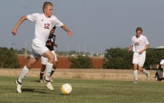 Boys soccer team takes down Great Bend rivals