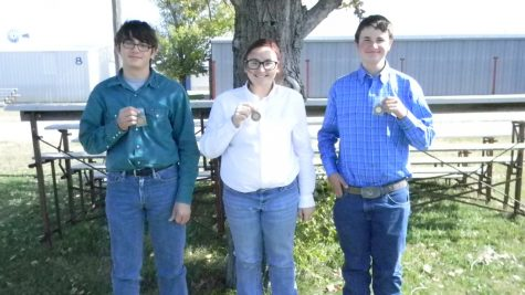 FFA competes in dairy judging contest