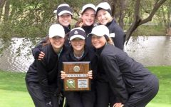 Lady Indian golf headed for state
