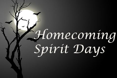 Upcoming Spirit Days announced