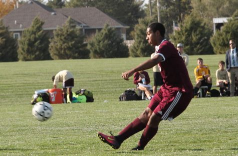 Boys soccer team wins tournament opener