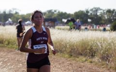 Maldonado, Herreman Compete in State Cross Country