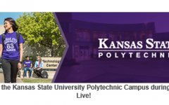 Kansas State Polytechnics hosts Facebook Live for future pilots