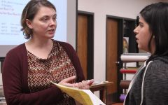 Forensics meeting prepares new students for competition
