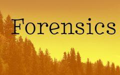 Forensics team meets for start of season