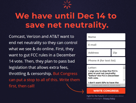 Net neutrality laws should remain intact