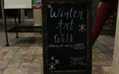 Winter Art Walk features numerous artists