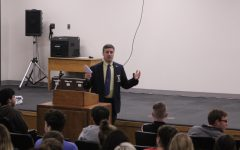 Human trafficking awareness week gives students opportunity to hear from investigators