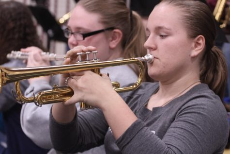 Students qualify for district band