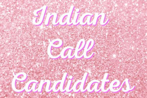 STUCO announces Indian Call candidates