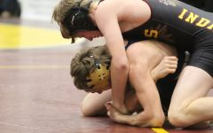 Indian wrestling competes at 60th annual Rocky Welton Invitational