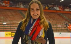 13 questions with freshman Grace Rogers