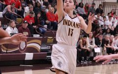 Lady Indians defeat Great Bend Panthers at home Jan 9