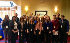 DECA members to compete at nationals in April