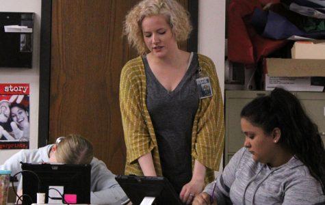 2012 graduate Jaici Simon returns to district as educator