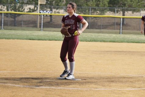 Indian softball drops two games at Dodge City April 5